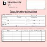 Formulář: Žádost o dávku pěstounské péče - příspěvek na zakoupení osobního motorového vozidla 2017