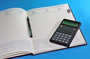Kalkulačka nemocenská v roce 2017