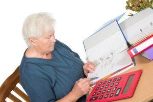 Kalkulačka: vdovský důchod v roce 2017