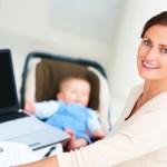 Za rok 2013 bylo na mateřské přes 530 tisíc osob. Z toho pak zhruba 16 000 osob patřilo mezi OSVČ.
