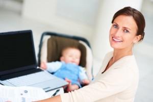 Podnikání během mateřské nebo rodičovské dovolené