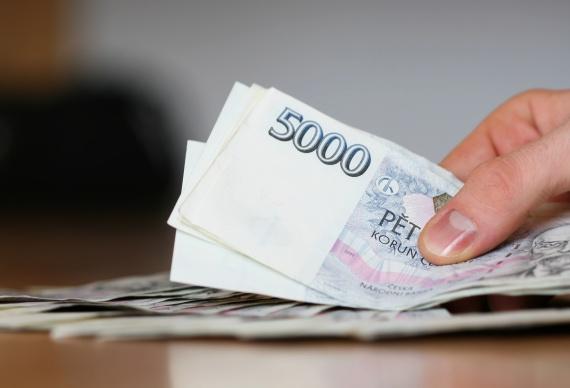 Rychlá půjčka 15000 Kč bez registru